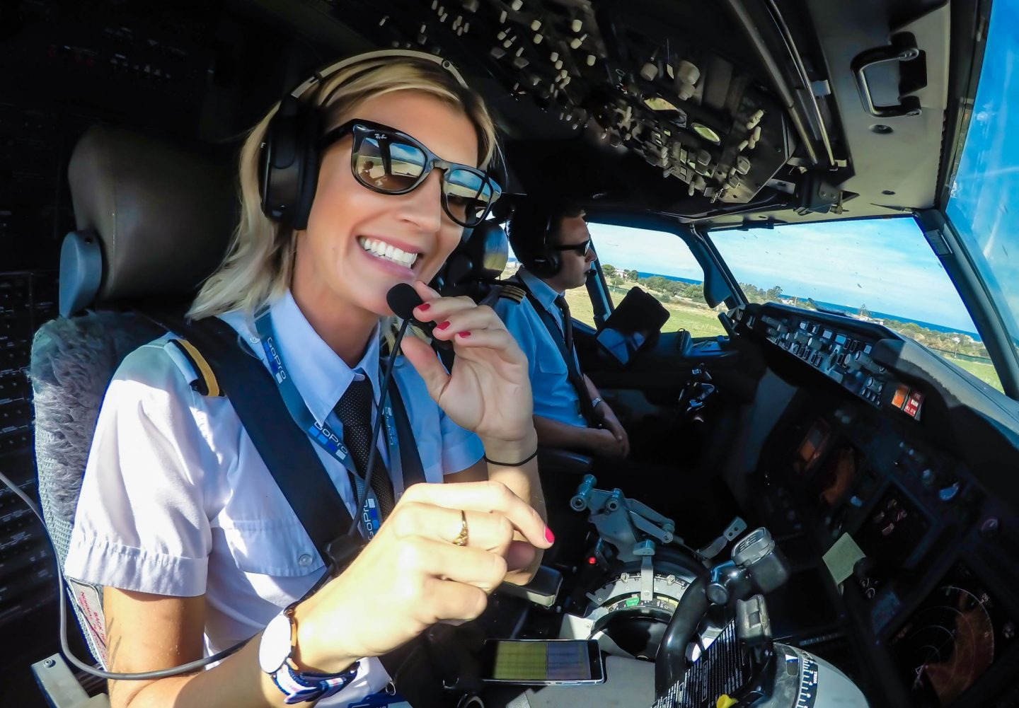 Christian airline pilot and online dating