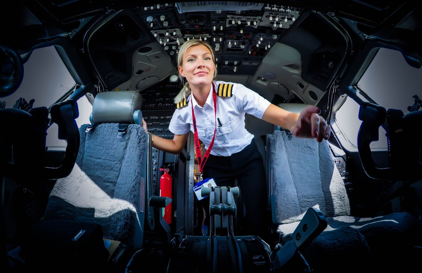 Becoming an airline pilot