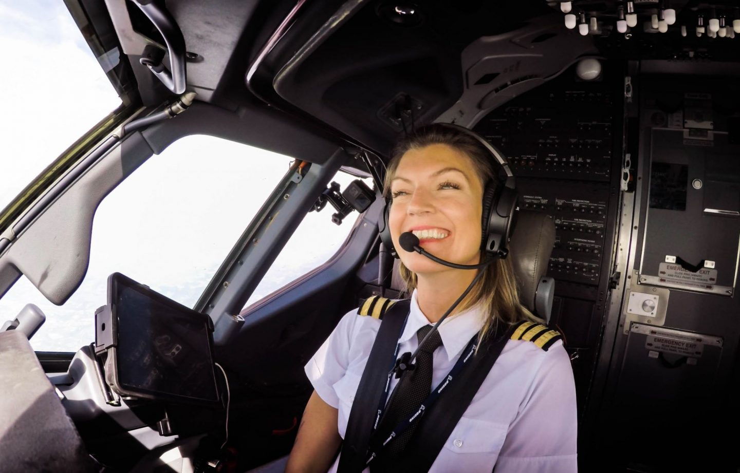 When and why I decided to become an airline pilot