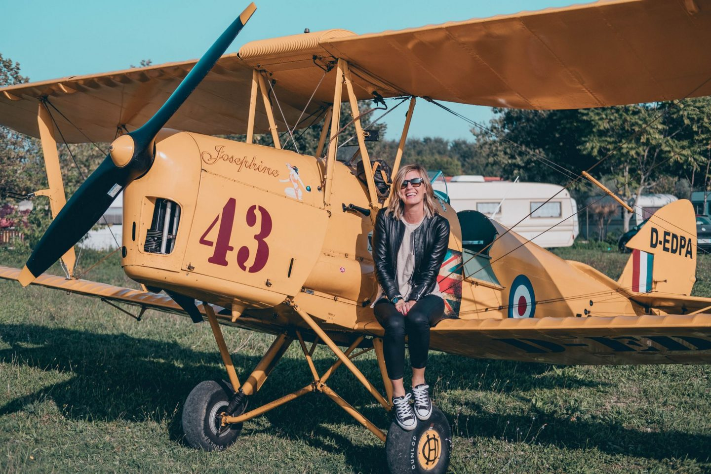 Insanely FUN! Flying a 1930s Vintage Airplane!
