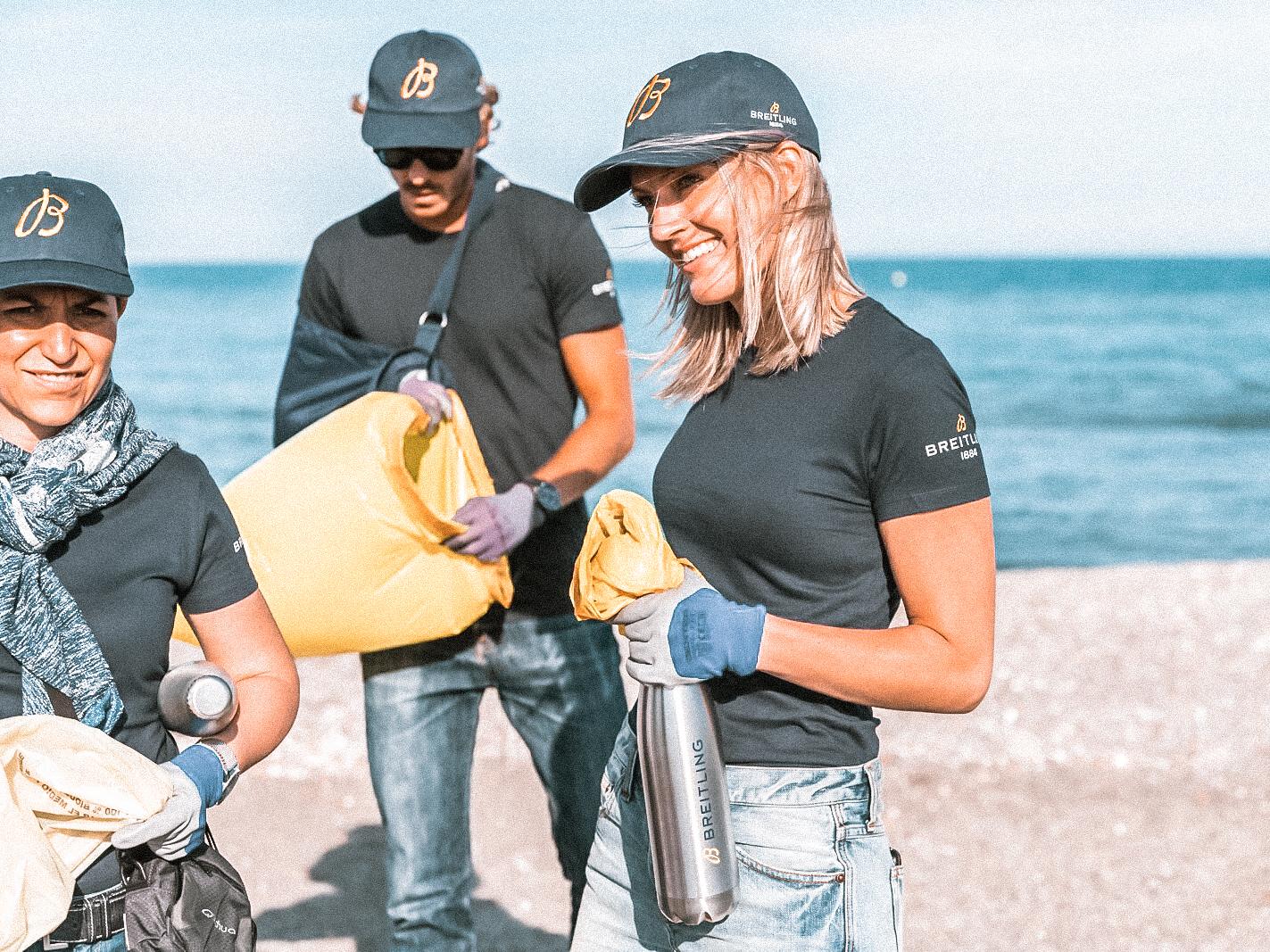 Breitling – World Ocean Day Marbella June 2018